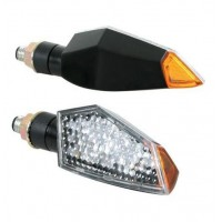 LED blinkry Typhoon černé