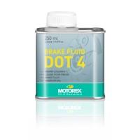 Brzdová kapalina MOTOREX DOT4 250ml