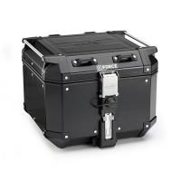 Hliníkový moto kufr KAPPA KFR420B K´FORCE černý