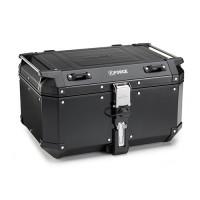 Hliníkový moto kufr KAPPA KFR580B K´FORCE