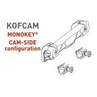 Redukce pro montáž bočních kufrů KAPPA CAM-SIDE KFR K´FORCE