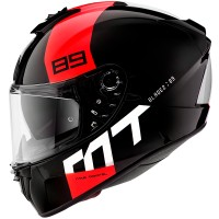 Integrální helma MT Blade 2 SV 89 B5 (černá-červená)