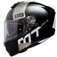 Integrální helma MT Blade 2 SV 89 B2 (černá-šedá-bílá)