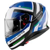 Integrální helma MT Thunder 3 SV Carry C7 (modrá-bílá-černá)