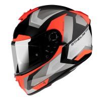Integrální helma MT Blade 2 SV Finishline D5 (červená-černá-šedá)