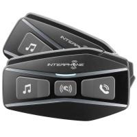 CellularLine Interphone U-COM4 Twin Pack